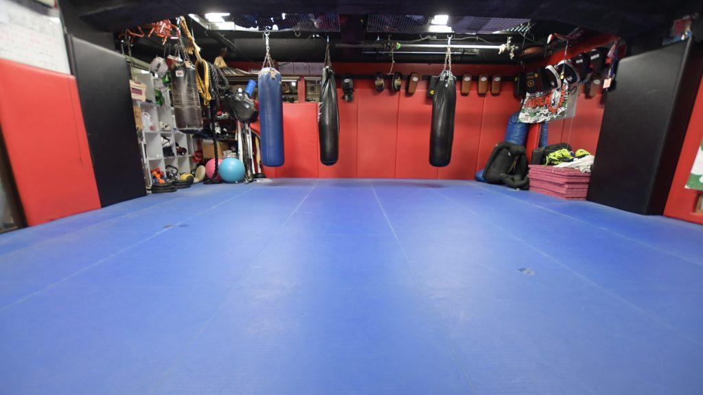マッハ道場 巣鴨支部の格闘技トレーニング施設