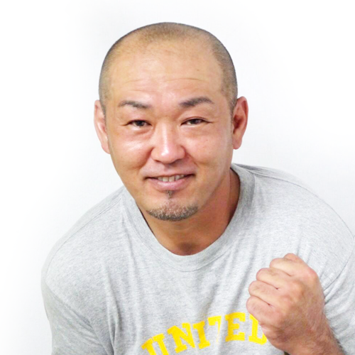 諏訪部潤   マッハ道場 龍ケ崎本部のトレーナー