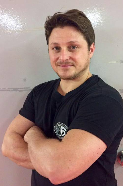 アヴィ・マザルト クラヴマガ 講師 | 巣鴨にある総合格闘技 マッハ道場のトレーナー